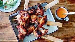 Que Faire Au Barbecue Pour Changer : ailes de poulet bbq de kuala lumpur recette unilever ~ Carolinahurricanesstore.com Idées de Décoration