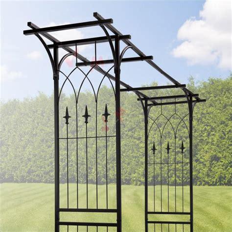 arche de jardin pour plantes grimpantes arche de jardin milan pour plante grimpante rosier vigne jardin entretien