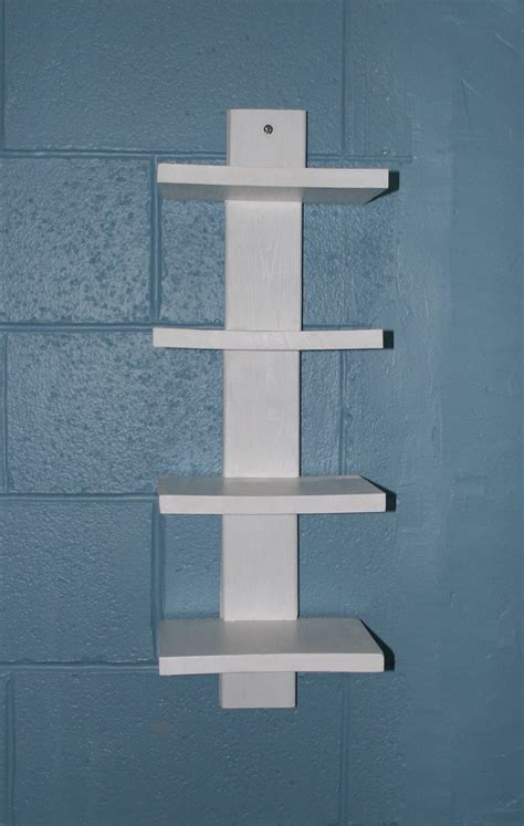 ana white bathroom shelf diy projects
