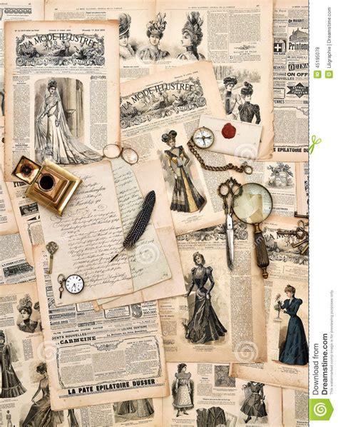 fournitures de bureau antiques vieilles lettres 233 crivant des outils vintage flb photo stock