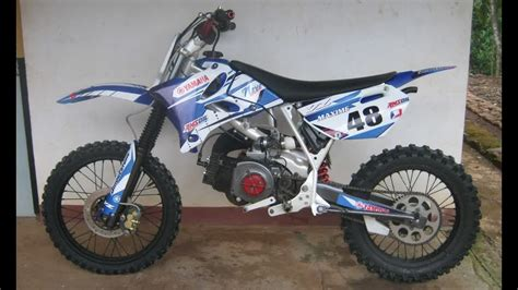 Jual Motor Modifikasi Trail by 85 Modifikasi Motor Honda Supra Jadi Trail Modifikasi Trail