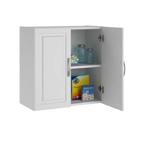 systembuild 24 utility storage cabinet white systembuild 24 quot wall white aquaseal storage cabinet ebay