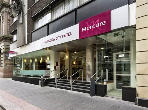 Comfortable Hotel In Glasgow