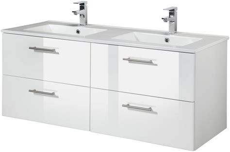 doppelwaschbecken 120 cm waschtisch 187 trento 171 breite 120 cm doppelwaschtisch doppelwaschbecken 2 tlg kaufen