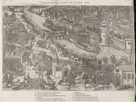 the siege of orleans siege of orleans 1563
