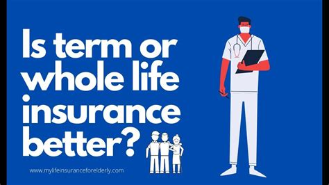 Depending on your age, health and the amount of coverage you need a term. Term VS Whole Life Insurance: Which To Choose? in 2020   Whole life insurance, Life insurance, Life