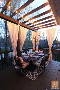 How To Keep Flies Off Patio by 25 Best Simple Deck Ideas On Pinterest Small Decks