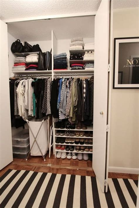 How To Organize A Clothes Closet by How To Organize Your Closet For Maximum Efficiency