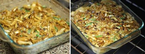 healthy green bean casserole vegan weight watchers