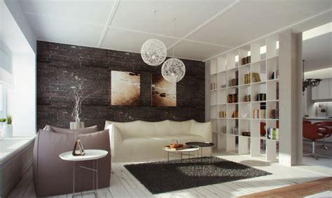meuble pour separer cuisine salon quel séparateur de pièce choisir