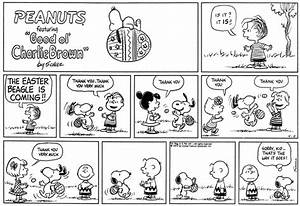 It's An Easter Beagle, Charlie Brown! @Snoopy # ...