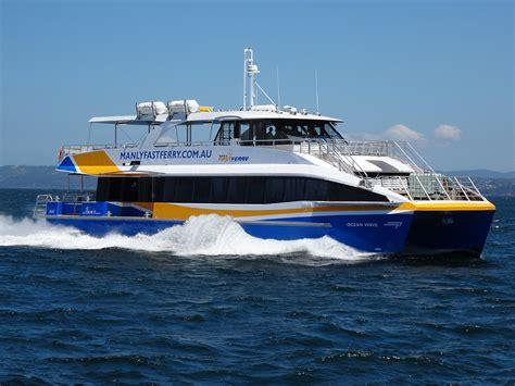 Passenger Catamaran Design by 24m Passenger Catamaran