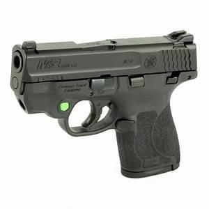 S U0026w M U0026p 9 Shield M2 0 9mm Green Laser Manual Safety  U00b7 Dk