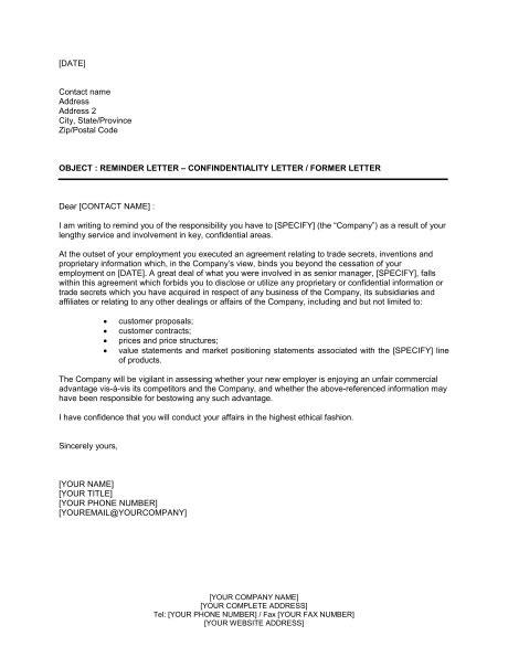 reminder letter sample hossroshanaco
