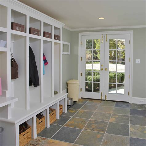 29975 garage mudroom ideas excellent well made modern mudroom with white painting design
