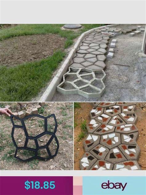 pin  garden stepping stones