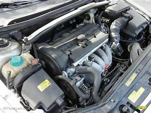 2001 Volvo V70 2 4 2 4 Liter Dohc 20 Valve Inline 5
