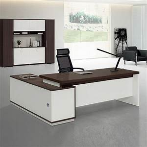 2017 New Design Eco Friendly Wooden Office Computer Table ...