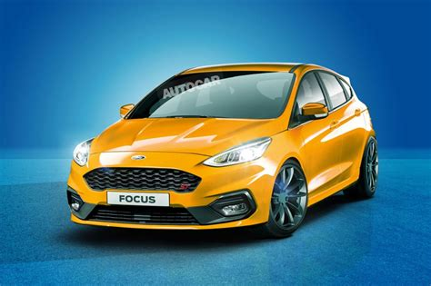 Fort Focus St by 2019 Ford Focus St Review Release Date Specs Redesign
