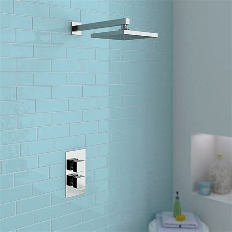 milan concealed shower valve  wall mounted fixed