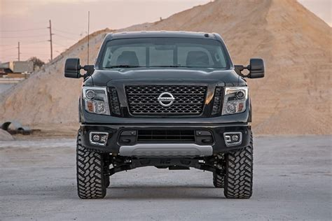 Nissan Titan Suspension Lift by 6in Suspension Lift Kit For 2017 4wd Nissan Titan