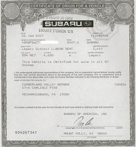 vehicle manufacturer39s certificate of origin With certificate of origin for a vehicle template