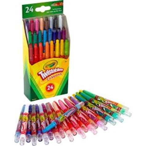 Crayola Bathtub Crayons Target by Crayola Twistables Crayons Clear 24 Pack Crayons No