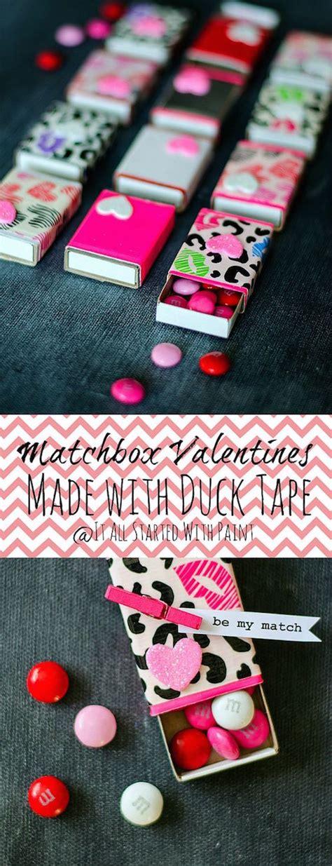 cute homemade valentine day gift ideas