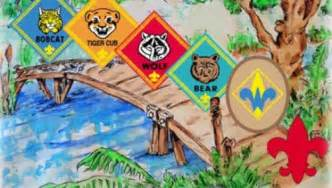 Image result for cub scout crossover pics