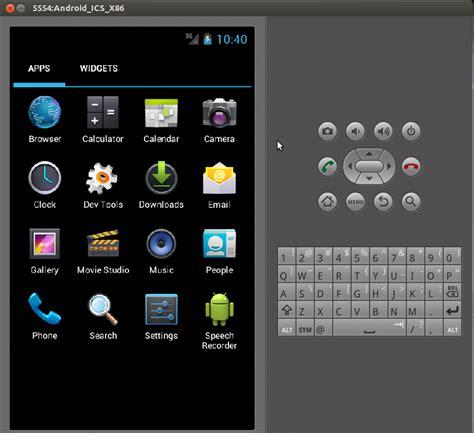 android phone simulator android emulator resolution not proper with gpu emulation