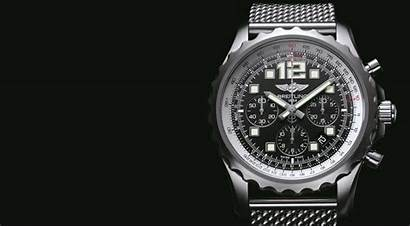 Breitling Automatic Chronospace Chronograph Watches Swiss