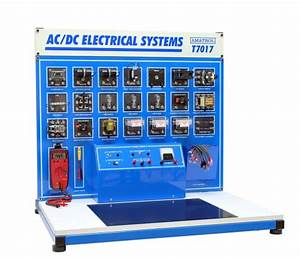 Ac  Dc Electrical Training System