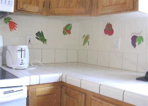 kitchen backsplash tile painted by besheer tile