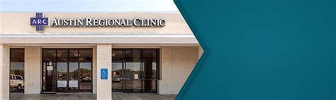 arc pflugerville austin regional clinic