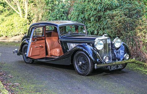 jaguar classic classic 1948 jaguar owned by deputy chairman of jaguar