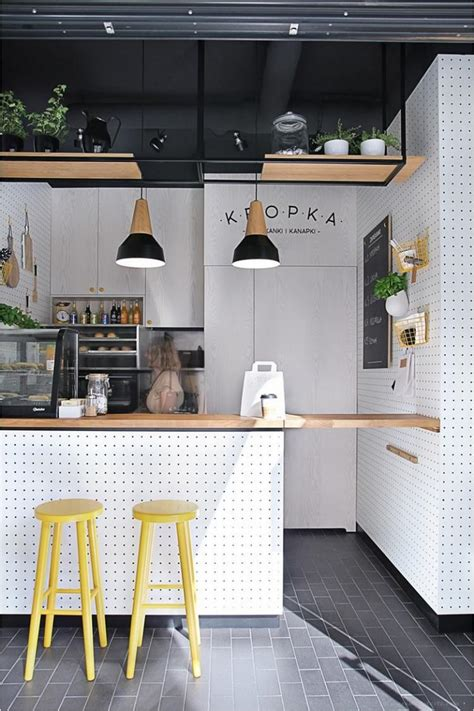 attractive small coffee shop design   decor ideas
