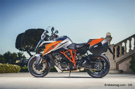 ktm  super duke gt grosses sensations video