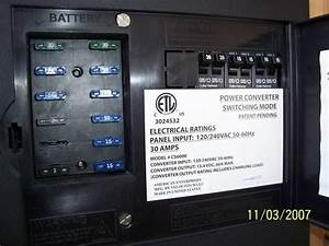 Model Cs6000 Power Converter