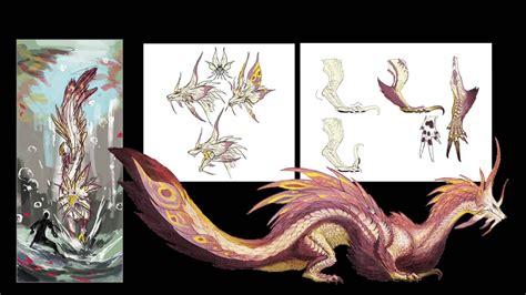 Monster Hunter X Wallpaper Mhx Soundtrack Preview Mizutsune Tamamitsune Bgm Extended Youtube