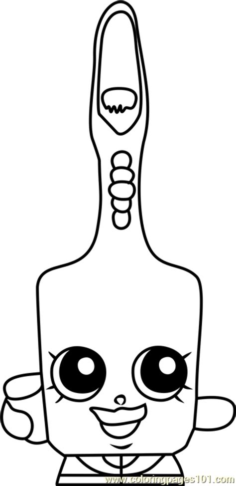 toofs shopkins coloring page  shopkins coloring pages coloringpagescom
