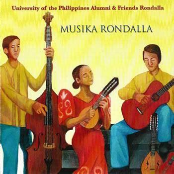 university   philippines alumni  friends rondalla