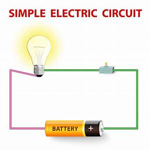 Simple Circuit Project For Kids To Make