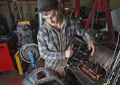 diesel  heavy equipment maintenance schools uaf ctc