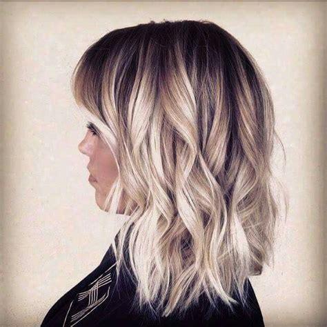 Tie And Dye Blond Polaire Hair Hair Bronde Hair