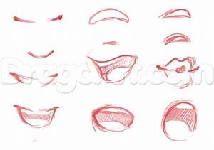 How to Draw Anime Girl Faces, Step by Step, Anime Heads ...