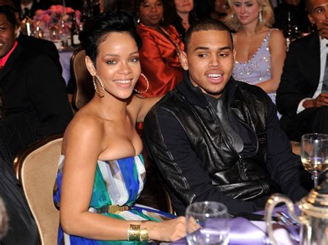 Rihanna's Dad Wants Her To Marry Chris Brown
