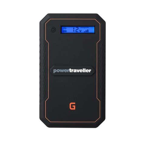 gants cuisine anti chaleur batterie high tech mini g powertraveller