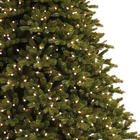 ge 7 5 ft just cut norway spruce ez light artificial