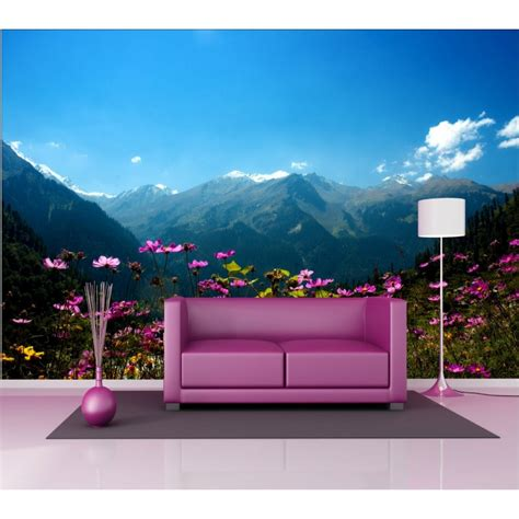 stickers geant deco paysage art deco stickers