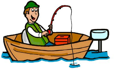 Clipart Of Fishing Boat by Man Fishing Clipart Clipart Panda Free Clipart Images
